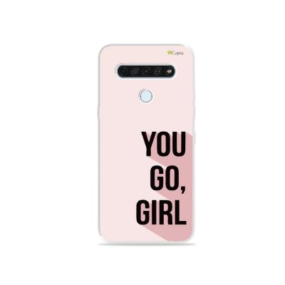 Capinha para LG K61 - You Go, Girl