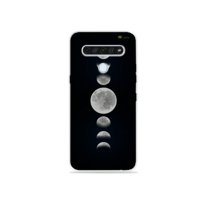 Capinha para LG K61 - Fases da Lua