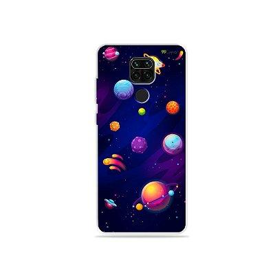 Capinha para Xiaomi Redmi Note 9 - Galáxia