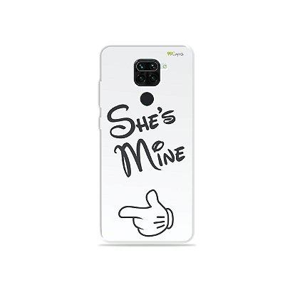 Capinha para Xiaomi Redmi Note 9 - She's Mine