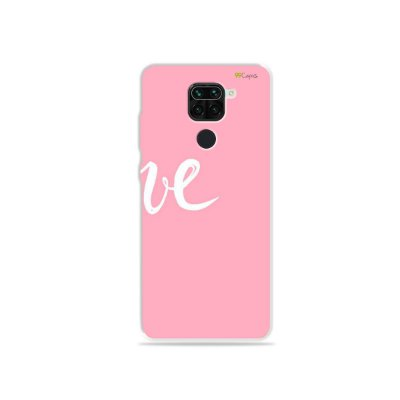 Capinha para Xiaomi Redmi Note 9 - Love 2