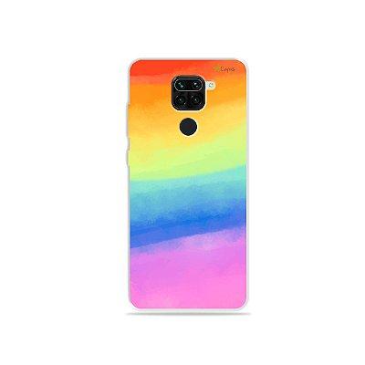 Capinha para Xiaomi Redmi Note 9 - Rainbow