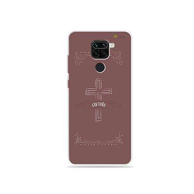 Capinha para Xiaomi Redmi Note 9 - Gratidão