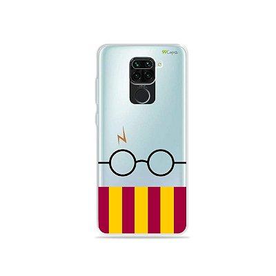 Capinha (Transparente) para Xiaomi Redmi Note 9 - H.P.