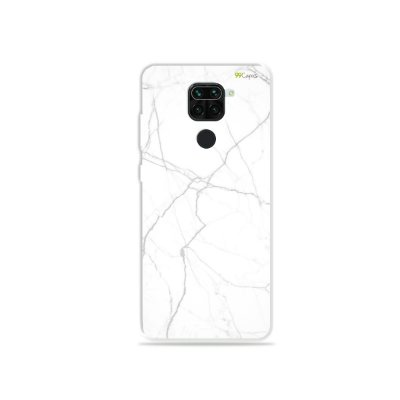 Capinha para Xiaomi Redmi Note 9 - Marble White