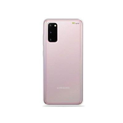 Capinha Anti-Shock Transparente para Galaxy S20