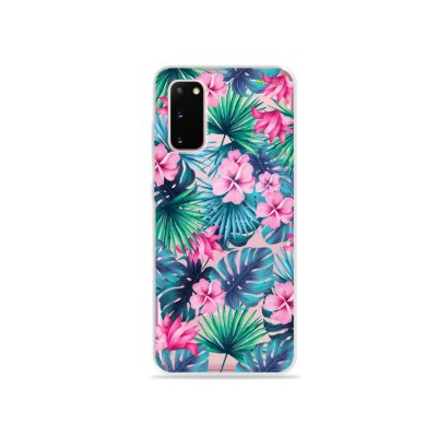 Capinha para Galaxy S20 - Tropical