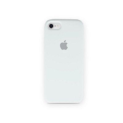 Silicone Case Branca para iPhone 7 - 99Capas