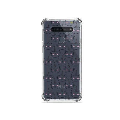 Capinha (Transparente) para LG K51s - Catcorn