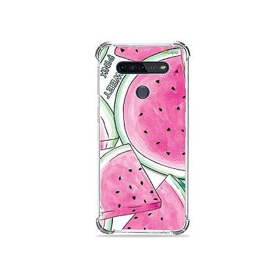 Capinha para LG K51s - Watermelon