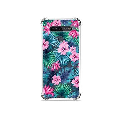 Capinha para LG K51s - Tropical