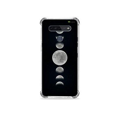 Capinha para LG K51s - Fases da Lua