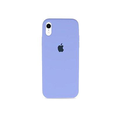 Silicone Case Lilás para iPhone XR - 99Capas