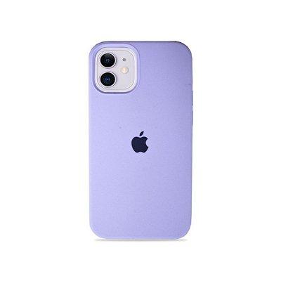 Silicone Case Lilás para iPhone 11 - 99Capas