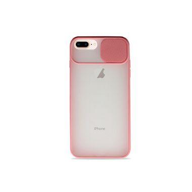 Capinha Soft Rosa com proteção de câmera para iPhone 7 Plus - 99Capas