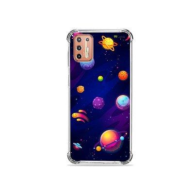 Capinha para Moto G9 Plus - Galáxia