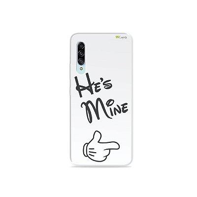 Capinha para Galaxy A90 - He's Mine