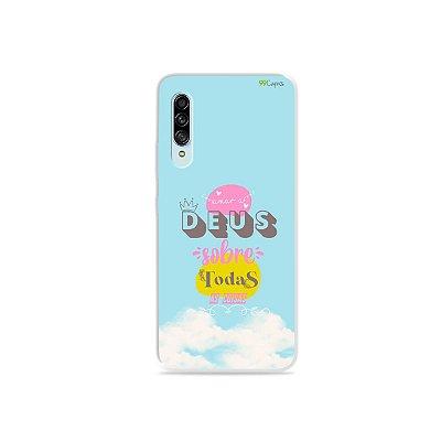 Capinha para Galaxy A90 - Amar a Deus