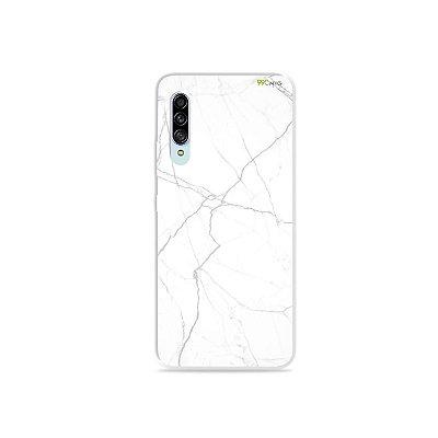Capinha para Galaxy A90 - Marble White