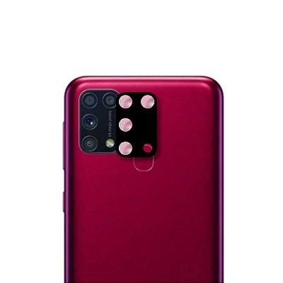 Película 3D de Vidro para lente de câmera para Galaxy A31 - 99Capas