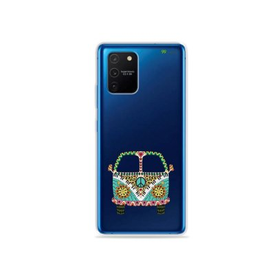 Capa (Transparente) para Galaxy S10 Lite - Kombi