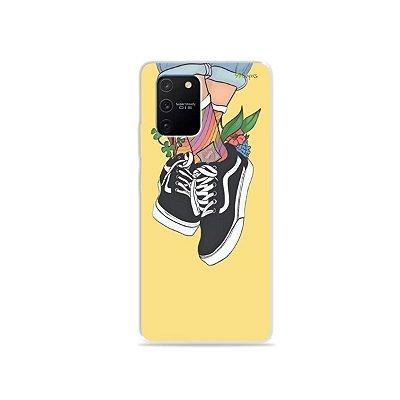 Capa para Galaxy S10 Lite - Sneakers