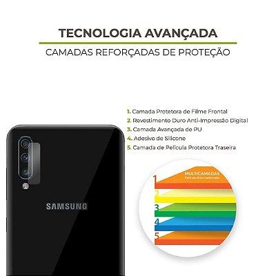 Película para lente de câmera para Galaxy A70 - 99Capas