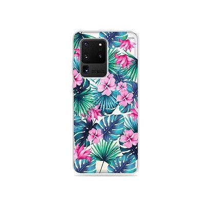 Capa para Galaxy S20 Ultra - Tropical