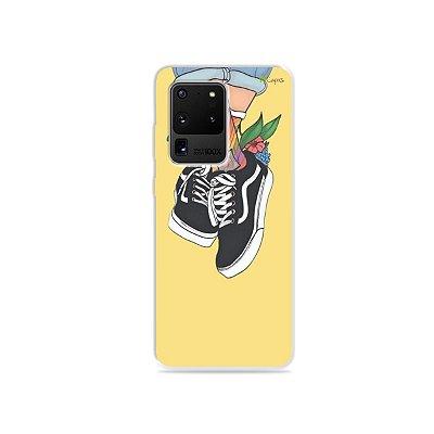 Capa para Galaxy S20 Ultra - Sneakers