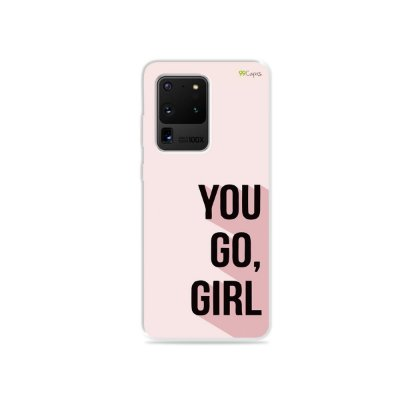 Capa para Galaxy S20 Ultra - You Go, Girl