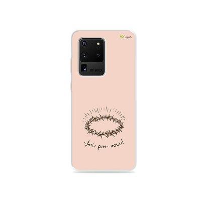 Capa para Galaxy S20 Ultra - Foi por você