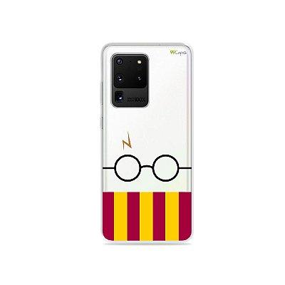 Capa (Transparente) para Galaxy S20 Ultra - H. P.