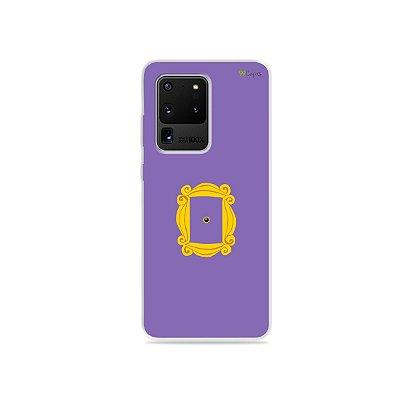 Capa para Galaxy S20 Ultra - Friends