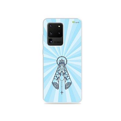 Capa para Galaxy S20 Ultra - Nossa Senhora