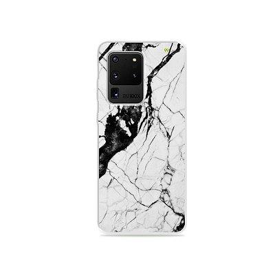 Capa para Galaxy S20 Ultra - Marmorizada