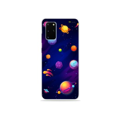 Capa para Galaxy S20 Plus - Galáxia