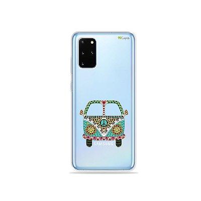 Capa (Transparente) para Galaxy S20 Plus - Kombi