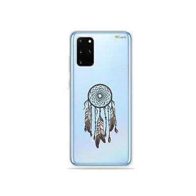 Capa (Transparente) para Galaxy S20 Plus - Filtro dos Sonhos