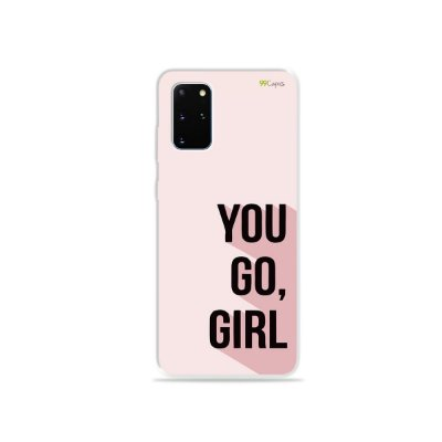 Capa para Galaxy S20 Plus - You Go, Girl