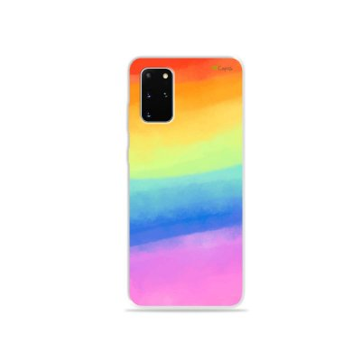 Capa para Galaxy S20 Plus - Rainbow