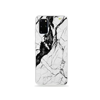 Capa para Galaxy S20 Plus - Marmorizada