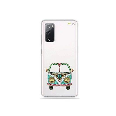 Capa (Transparente) para Galaxy S20 FE - Kombi