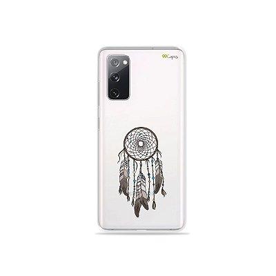 Capa (Transparente) para Galaxy S20 FE - Filtro dos Sonhos