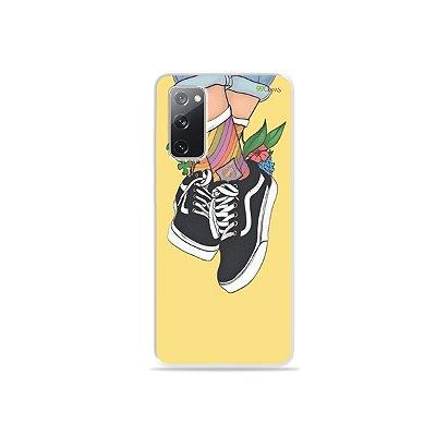 Capa para Galaxy S20 FE - Sneakers