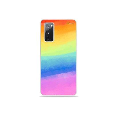 Capa para Galaxy S20 FE - Rainbow