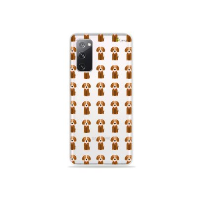 Capa (Transparente) para Galaxy S20 FE - Cocker