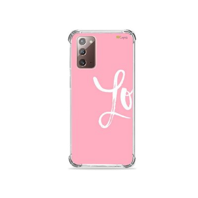 Capa para Galaxy Note 20 - Love 1