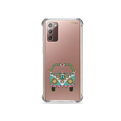 Capa (Transparente) para Galaxy Note 20 - Kombi