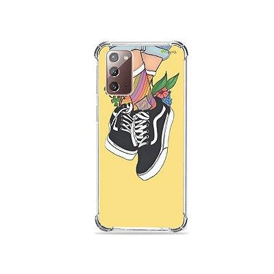 Capa para Galaxy Note 20 - Sneakers