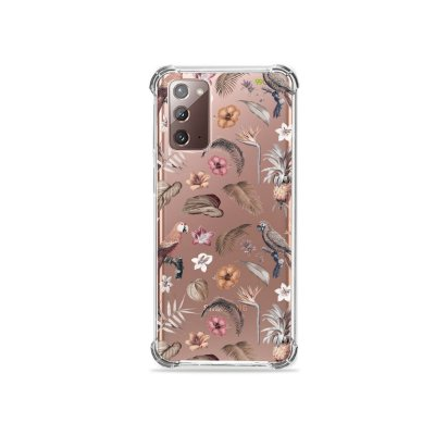 Capa (Transparente) para Galaxy Note 20 - Sweet Bird